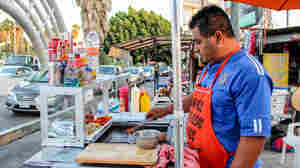 Tijuana Border Plan Could Oust A Rich Food Culture And Its Cooks