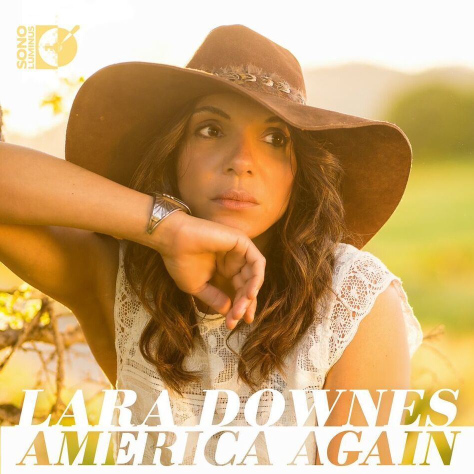 Lara Downes, America Again. (Courtesy of the artist.)