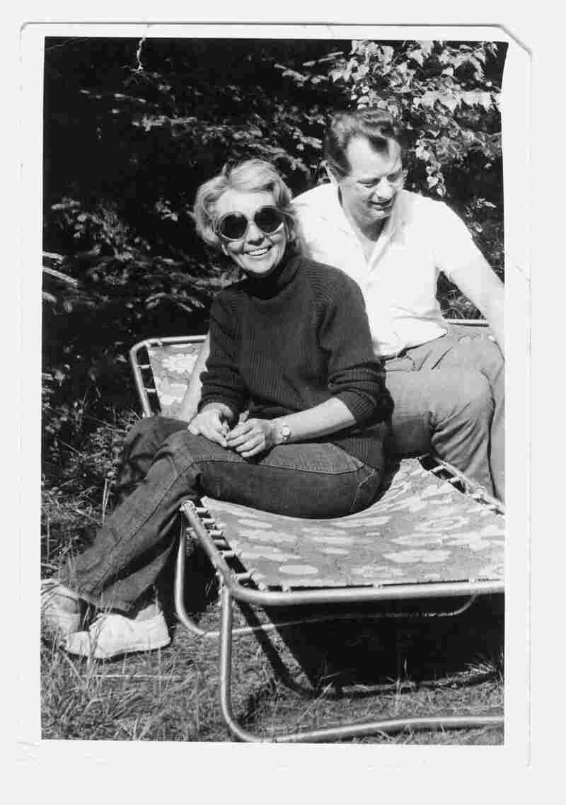 Olga, temporarily reunited with her lover F. on a return visit to Czechoslovakia in the 1970s. From Nobody's Son: A Memoir by Mark Slouka. Copyright 2016 by Mark Slouka. With permission of the publisher, W. W. Norton & Company, Inc. All rights reserved.