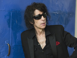Peter Wolf's latest solo album is A Cure For Loneliness.