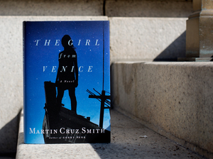 The Girl From Venice by Martin Cruz Smith (Raquel Zaldivar/NPR)
