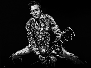 CHUCK will be Chuck Berry's first album in 38 years.