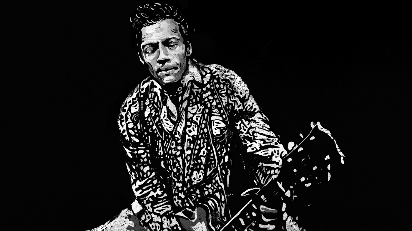 Chuck Berry's 90th Birthday Present: A New Album : All Songs