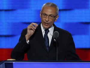 WikiLeaks released emails allegedly from Democratic presidential candidate Hillary Clinton's campaign chairman, John Podesta.
