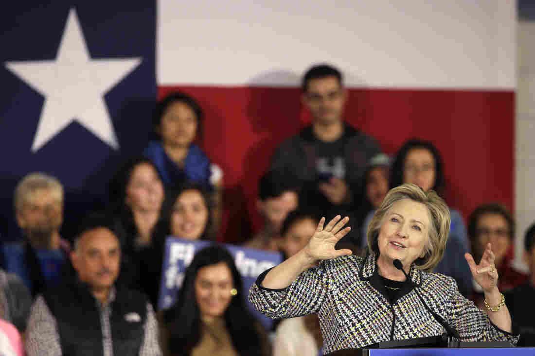 Hillary Clinton Wins Scholastic's Mock Election