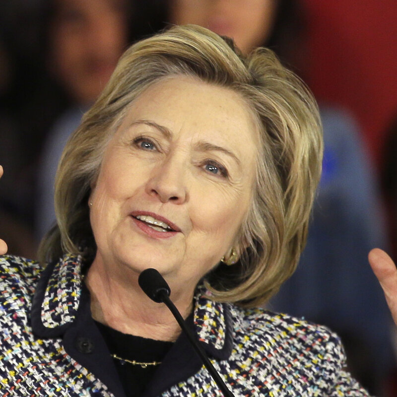 2016 Election Battleground Map Hillary Clinton Is Winning And It S Not Close Npr