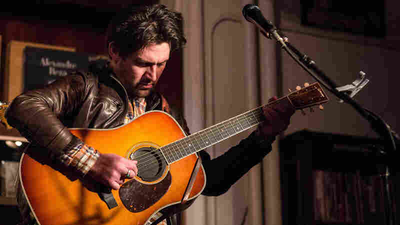 Watch Conor Oberst Play Three Beautiful Songs From His New Album