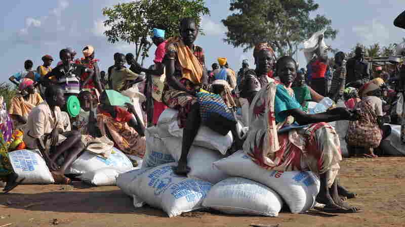 As South Sudan Fights, Refugees Flow Into Uganda