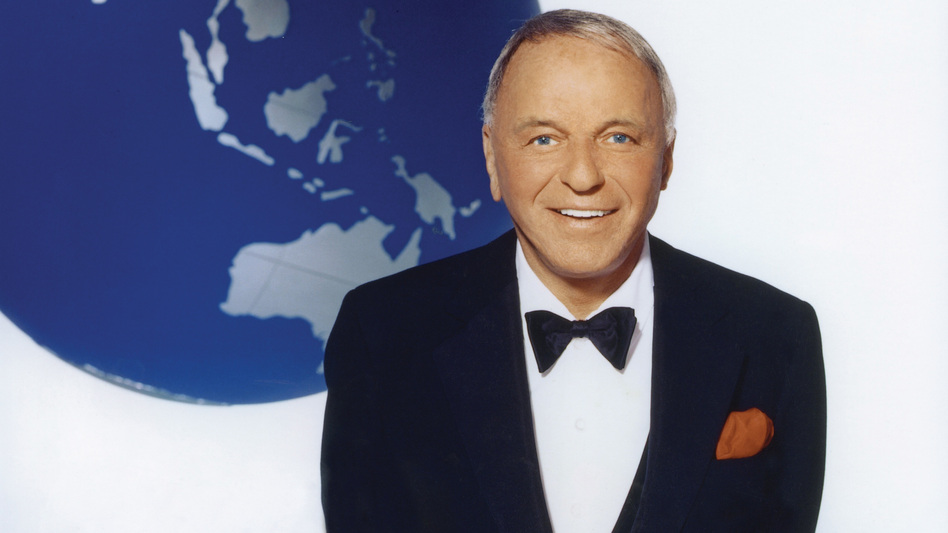 """Frank Sinatra's new video for """"The Lady Is A Tramp"""" is from his upcoming collection of previously unreleased recordings, <em>World On A String</em>."""