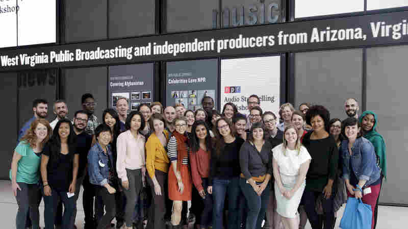NPR Expands Story Lab Into Creative Studio, Funds Three Pilots
