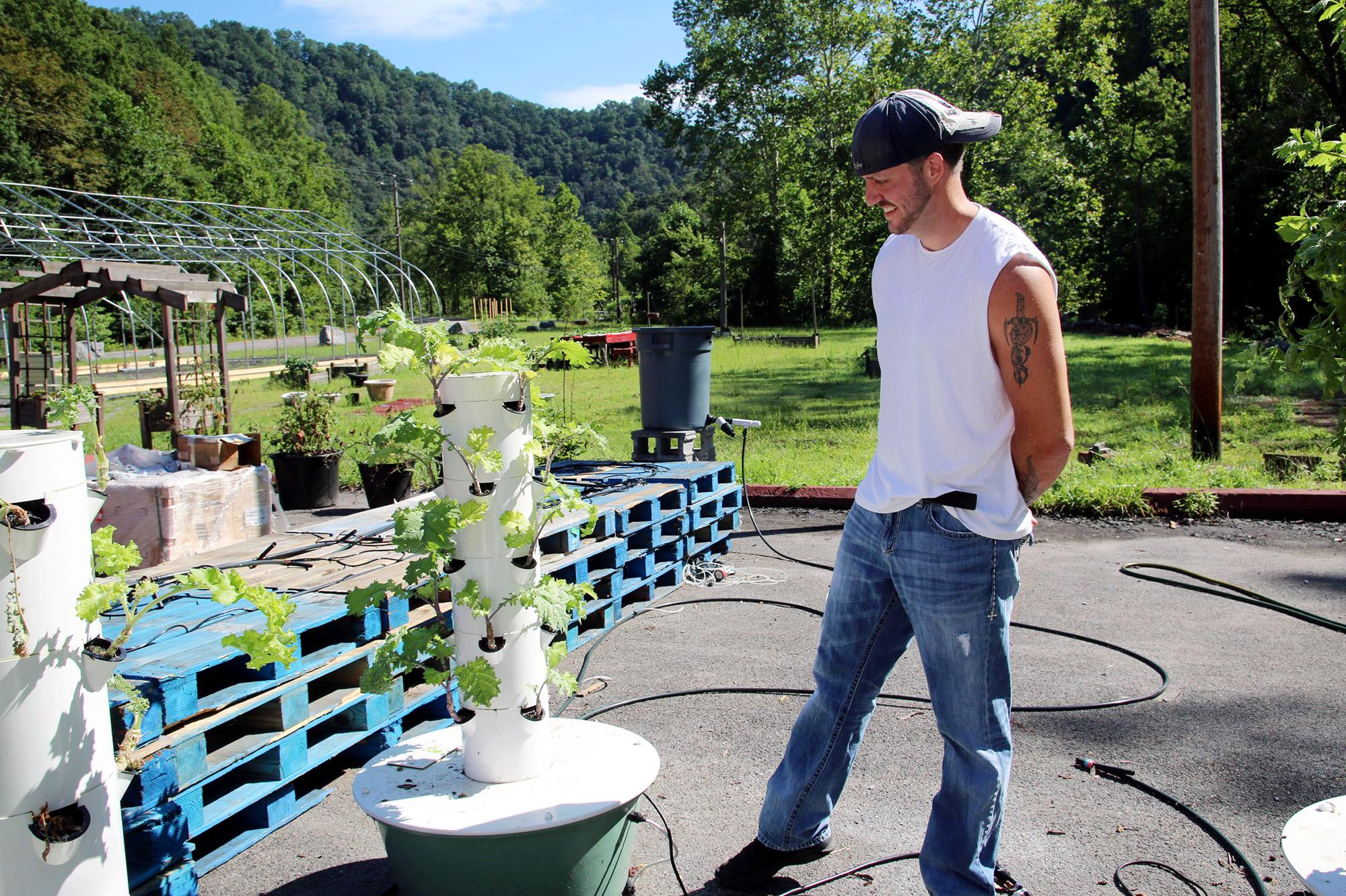 In Coal Country, Farmers Get Creative To Bridge The Fresh Produce Gap