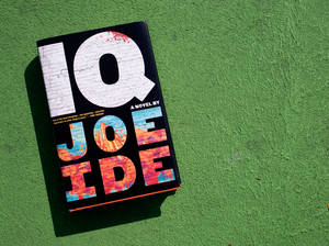 IQ by Joe Ide (Raquel Zaldivar/NPR)