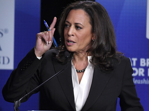 California Attorney General Kamala Harris, a U.S. Senate Democratic candidate, has launched in investigation into allegations that Wells Fargo & Co. committed criminal identity theft when employees opened millions of accounts without customer consent.