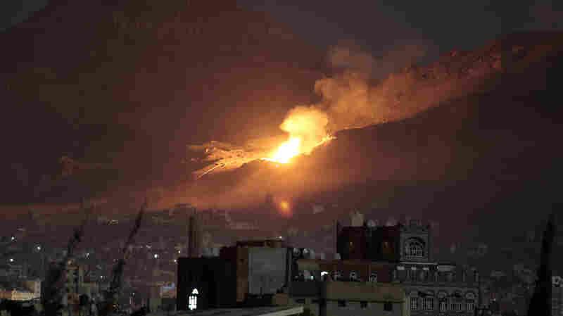 Cease-Fire Goes Into Effect In Yemen