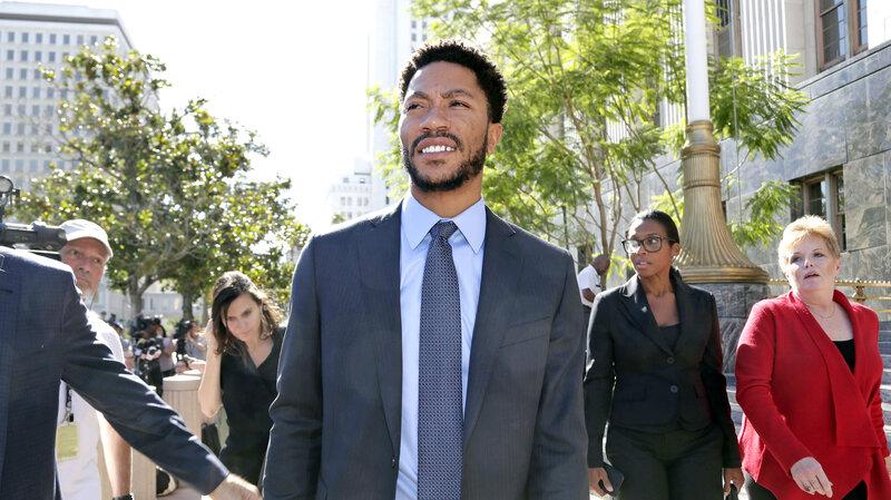 c977c24c183b Jury Finds NBA Star Derrick Rose Not Liable In Civil Rape Trial ...