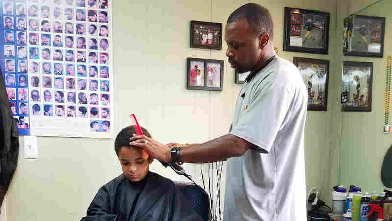 Checking Back In On The Barber Who Encourages Kids To Read