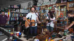 Blind Pilot: Tiny Desk Concert