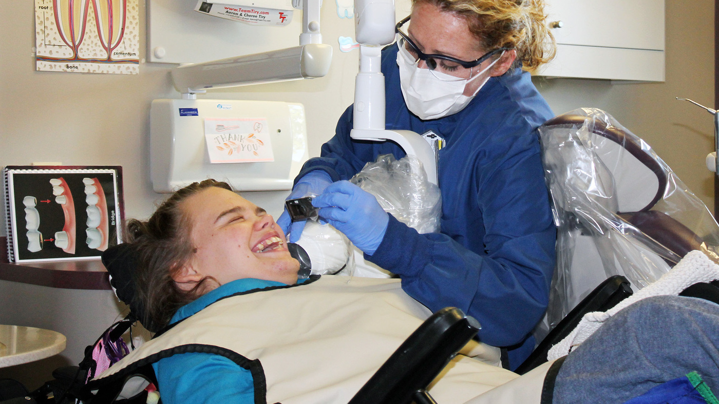 For People With Disabilities, Getting Dental Care Can Be
