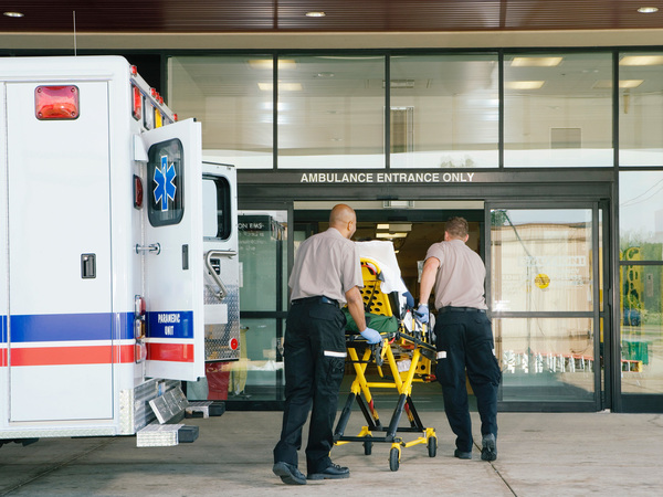 Emergency Room Use Stayed High In Oregon Medicaid Study | Kaiser ...