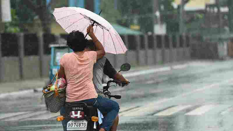 Storm-Weary Philippines Slammed By Powerful Super Typhoon