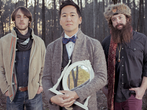 Kishi Bashi's newest album, Sonderlust, is out now.