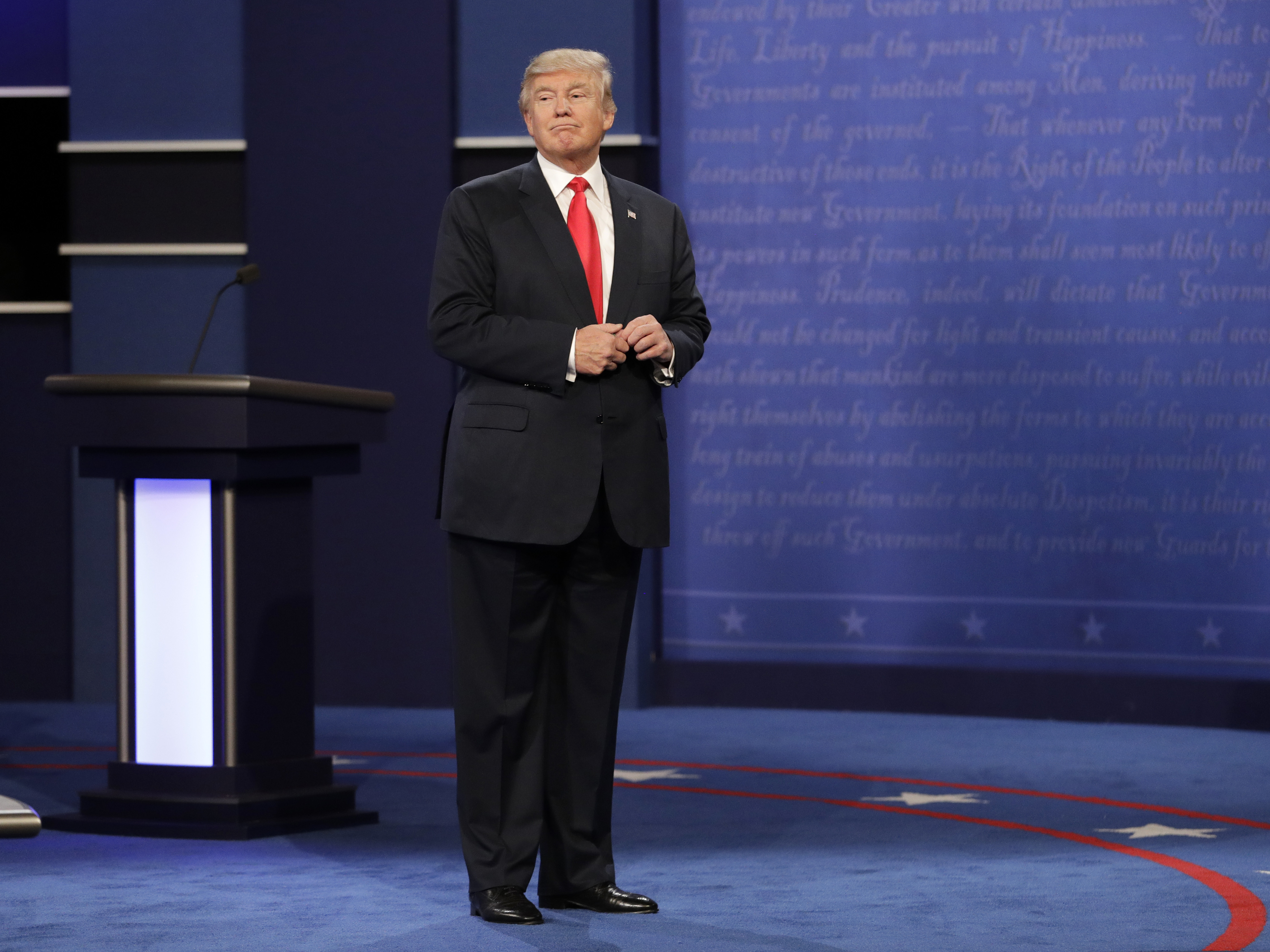 Fact-Checking Trump's Statements On 'Partial-Birth' Abortion