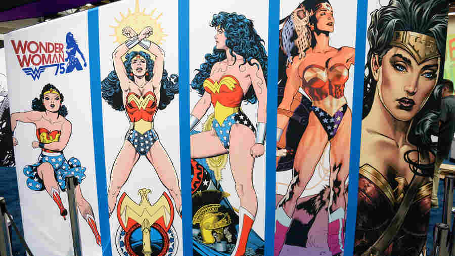 Is Wonder Woman Suited To Be A U.N. Ambassador?