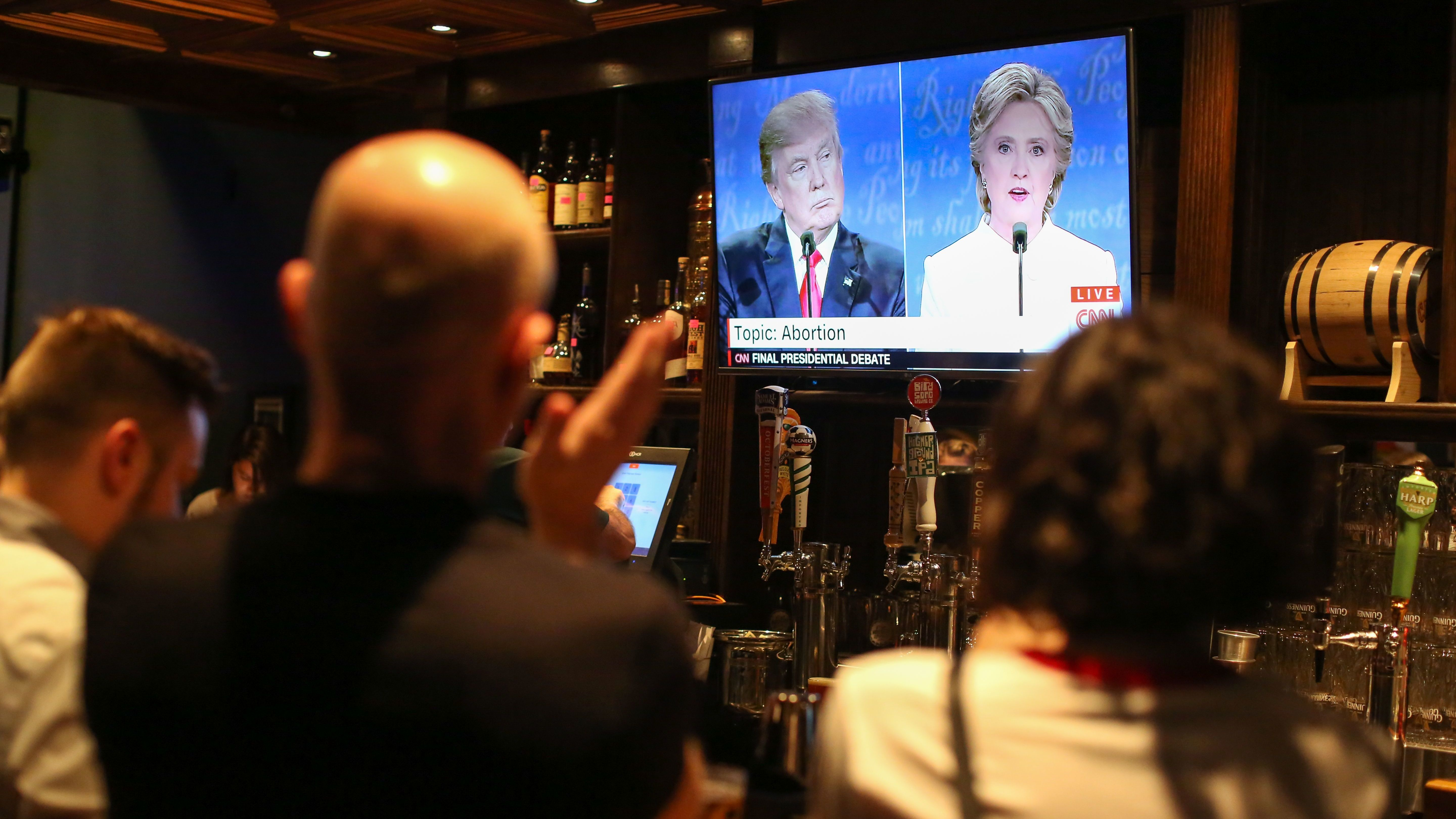 Who Do You Think Won The Debate? It May Depend Which Network You Watched