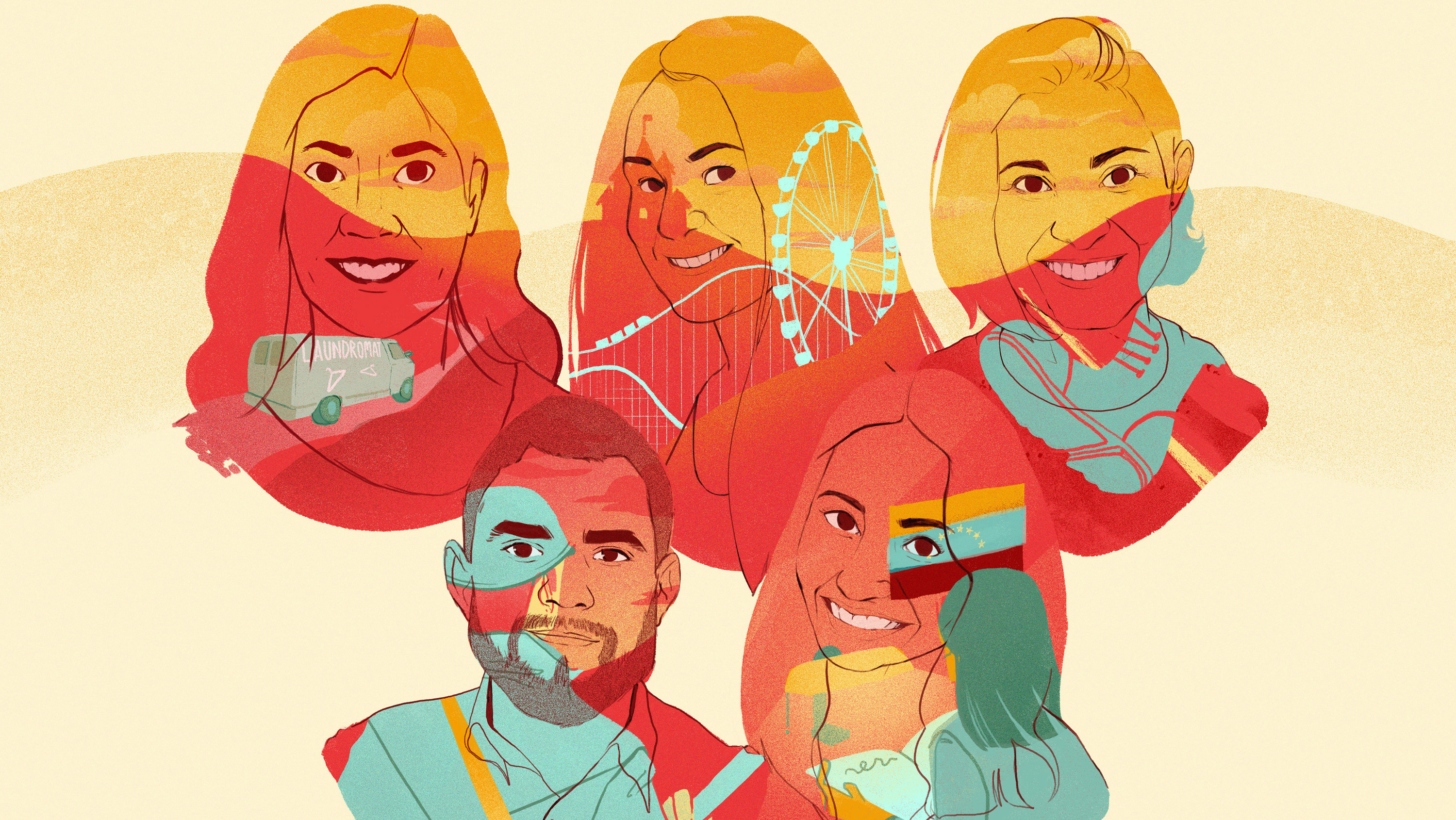 Right! stories about teen immigrants by think, what