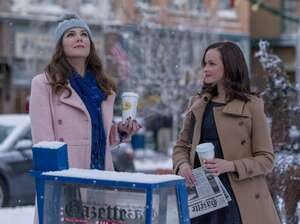 Mother-daughter best friends Lorelai (Lauren Graham) and Rory (Alexis Bledel) return in a Netflix Gilmore Girls revival planned for late November. Creator Amy Sherman-Palladino hatched the idea for the hit TV show during a weekend visit to Washington, Conn.