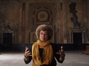 Angela Davis appears in the new Netflix documentary 13th, which explores how the United States became the country with the world's largest prison population, and why a disproportional number of those prisoners are black.