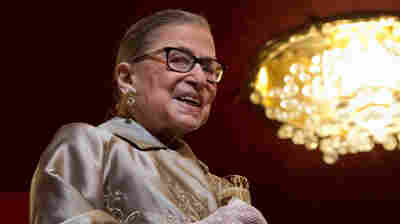 Justice Ginsburg Will Make Her Operatic Debut — Sort Of
