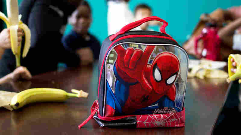 Beyond The Pail: NPR Unpacks The History Of The Lunch Box