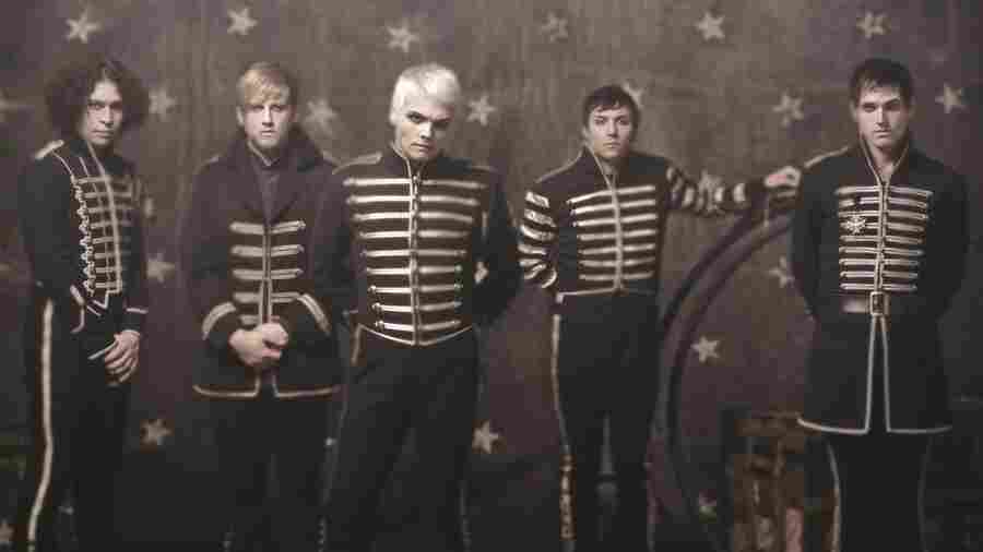 Join The Black Parade: My Chemical Romance And The Politics Of Taste