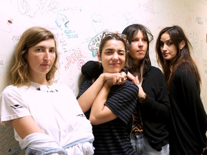 Warpaint visits the World Cafe performance studio.