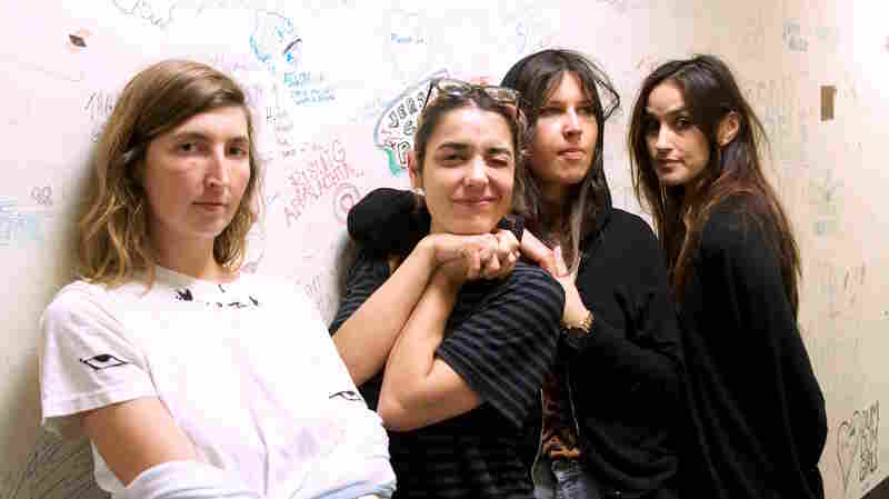 Warpaint On World Cafe