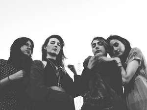 Warpaint's latest album is Heads Up.