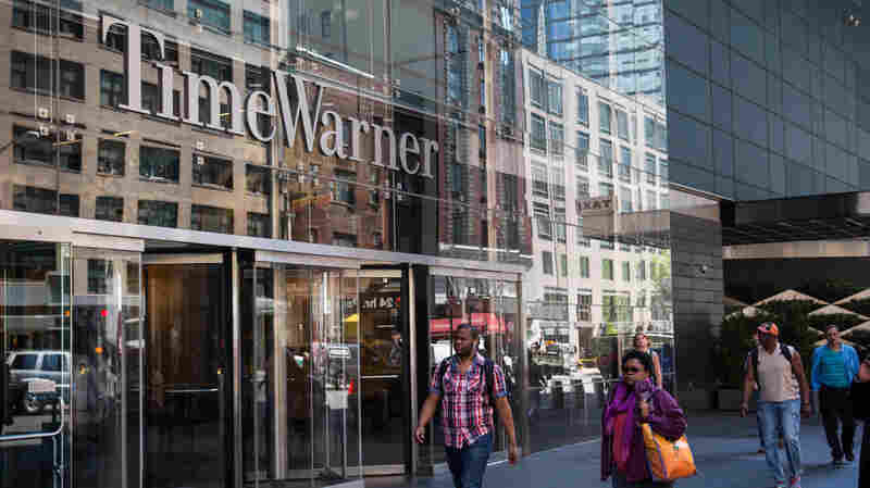 AT&T Buys Time Warner For More Than $85 Billion