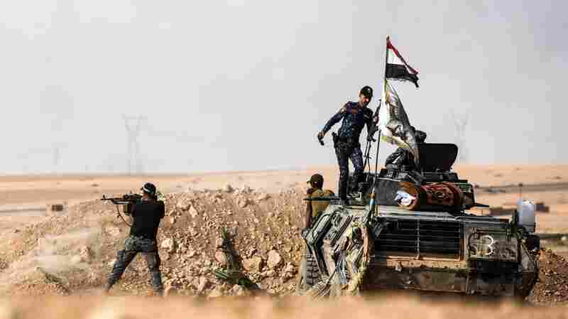 Iraqi Forces Shaken By ISIS Resistance In Fight For Mosul