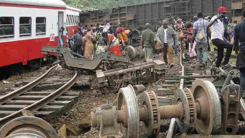 At Least 70 Die In Train Derailment In Cameroon; Hundreds Injured