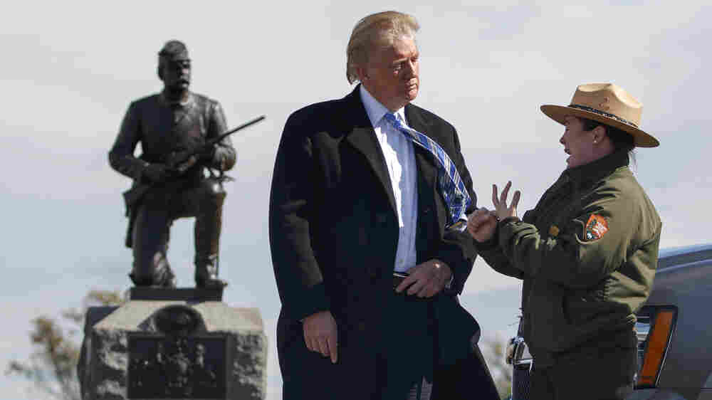 A Civil War History Lesson On Trump's Visit To Gettysburg