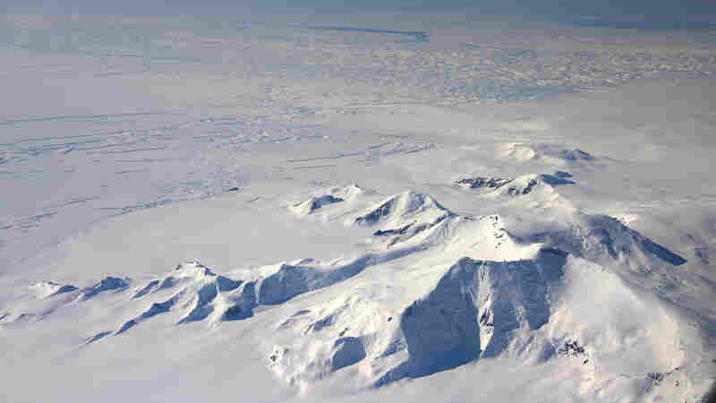 Antarctica's Ice Sheets Are Melting Faster — And From Beneath