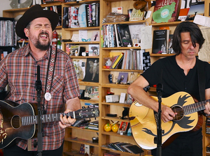 Tiny Desk Concert with Drive-By Truckers.