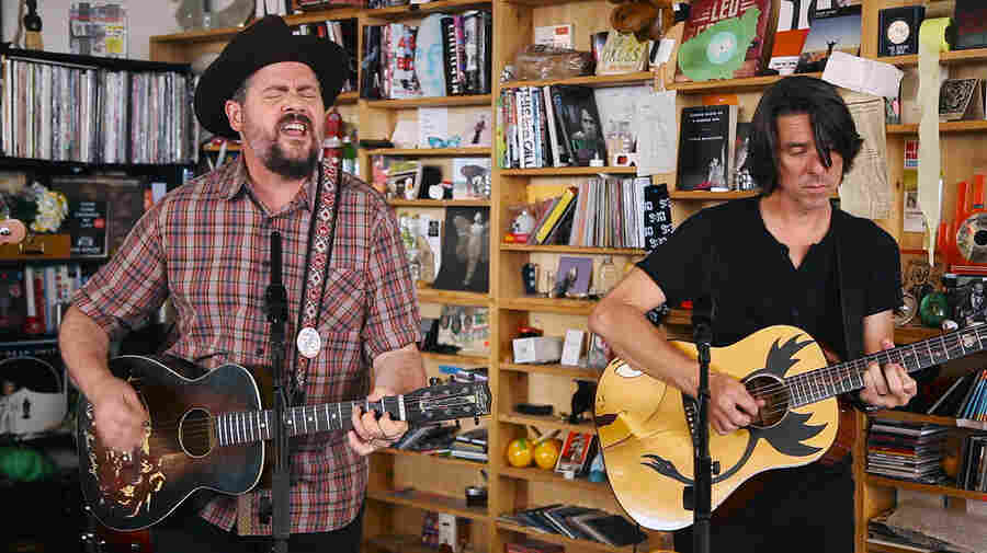 Drive-By Truckers: Tiny Desk Concert