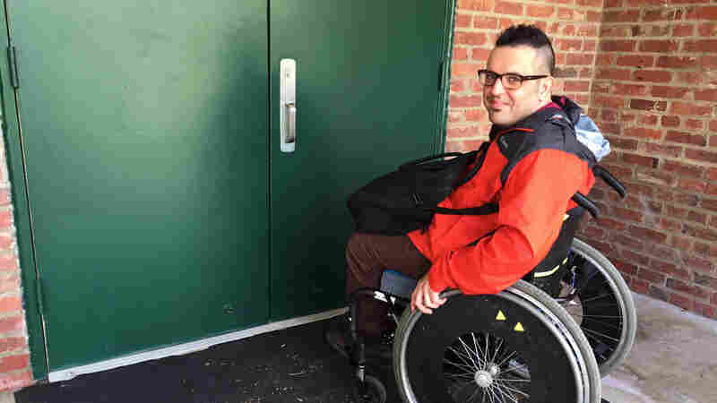 Voters With Disabilities Fight For More Accessible Polling Places