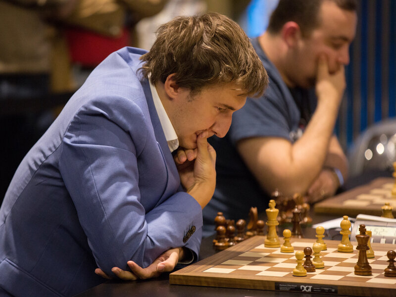 Computers Still Dominate Human Opponents In Chess : All Tech