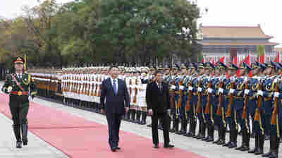 Demanding Greater Respect From U.S., Philippines Looks To China