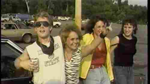 30 Years Of 'Heavy Metal Parking Lot,' The Classic 'Cult Classic' Film