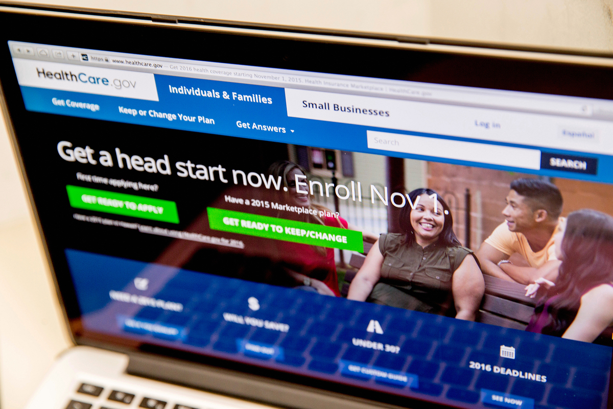 22 Percent Hike In Obamacare Rates Offset In Most Cases By ... Marketplace Healthcare Gov Site