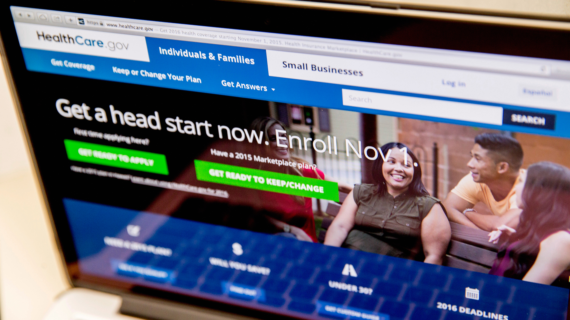 Rates Rise Again For Obamacare Health Plans